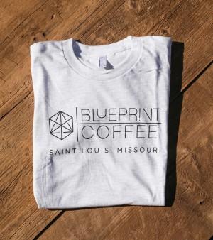 Woman's Blueprint T-Shirt