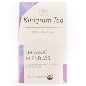 Organic Blend 333 Herbal Tea from Kilogram Tea