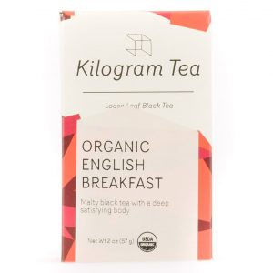 English Breakfast Loose Leaf Black Tea by Kilogram Tea.
