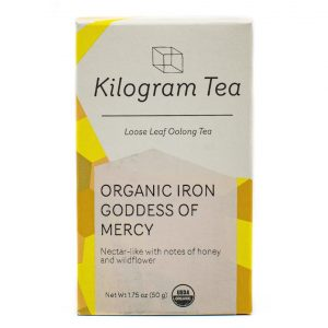 Iron Goddess of Mercy Oolong Tea by Kilogram.