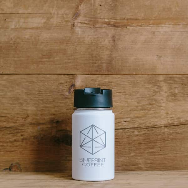 Blueprint Hydro Flask - White