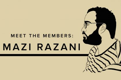 Meet the Members: Mazi Razani of Blueprint Coffee