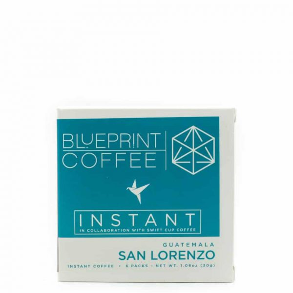 Blueprint Coffee San Lorenzo - Instant Coffee