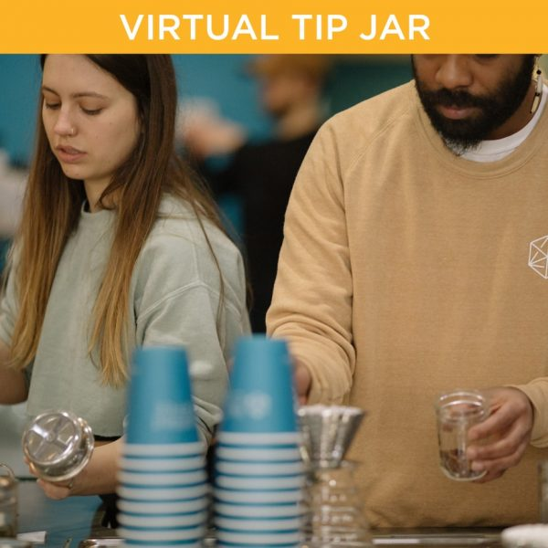 Virtual Tip Jar to support our Penrose for the Pros barista relief fund.